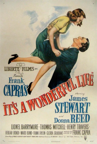 Image result for it's a wonderful life poster