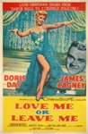Love Me or Leave Me Original US One Sheet