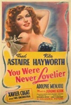 You Were Never Lovelier US One Sheet