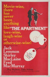 The Apartment US One Sheet