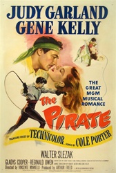The Pirate US One Sheet