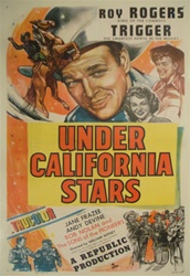 Under California Stars US One Sheet