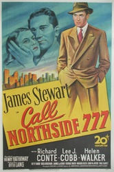 Call Northside 777 US One Sheet