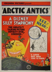 Arctic Antics US One Sheet
