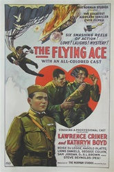 The Flying Ace US One Sheet