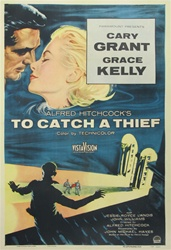 To Catch a Thief US One Sheet
