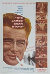 The James Dean Story US Original One Sheet