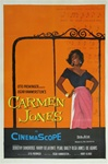 Carmen Jones US Original One Sheet