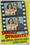Double Dynamite US Original One Sheet