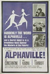 Alphaville US Original One Sheet