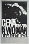 A Woman Under the Influence US Original One Sheet