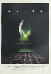 Alien US Original One Sheet