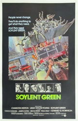 Soylent Green US Original One Sheet