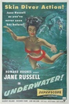 Underwater Original US One Sheet