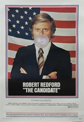 The Candidate Original US One Sheet