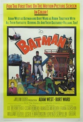 Batman Original US One Sheet