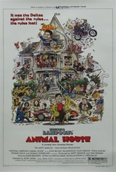 Animal House Original US One Sheet