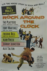 Rock Around the Clock Original US One Sheet