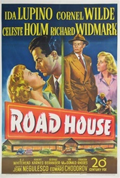 Road House Original US One Sheet