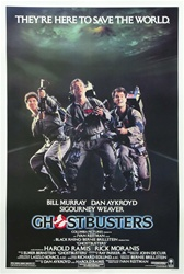 Ghost Busters Original US One Sheet