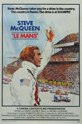 Le Mans Original US One Sheet