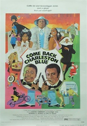 Come Back Charleston Blue Original US One Sheet