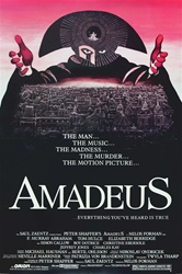 Amadeus Original US One Sheet