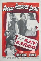 Key Largo Original US One Sheet