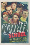 Crime School Original US One Sheet