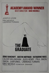 The Graduate Original US One Sheet