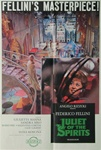 Juliet of the Spirits Original US One Sheet