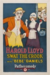 Swat The Crook Original US One Sheet