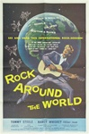 Rock Around The World Original US One Sheet