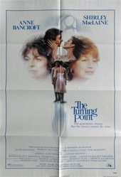 The Turning Point Original US One Sheet