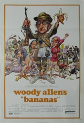 Bananas Original US One Sheet