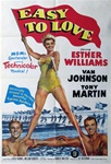 Easy To Love Original US One Sheet