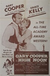 High Noon Original US One Sheet