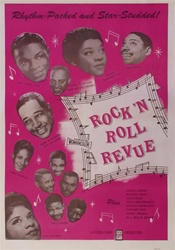 Rock 'n' Roll Revue Original US One Sheet