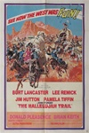 The Hallelujah Trail Original US One Sheet