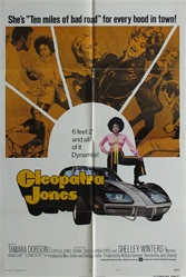 Cleopatra Jones Original US One Sheet