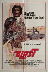 Blast Original US One Sheet