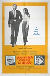 Guess Who's Coming To Dinner Original US One Sheet