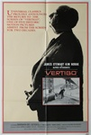 Vertigo Original US One Sheet