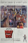 Porgy and Bess Original US One Sheet