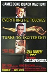 Goldfinger Original US One Sheet