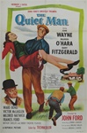 The Quiet Man Original US One Sheet
