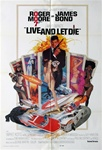 Live And Let Die Original US One Sheet