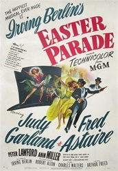 Easter Parade Original US One Sheet