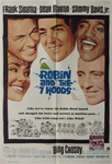 Robin And The 7 Hoods Original US One Sheet