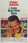 Come Blow Your Horn Original US One Sheet